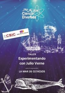 Experimentando con Julio Verne